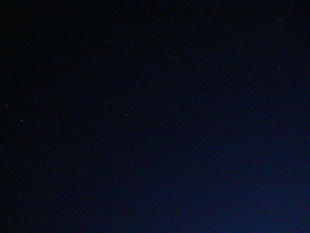малая медведица фото на небе