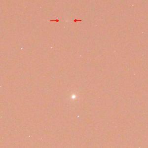 Комета C/2013 US10 (Catalina) над г. Королёвом МО