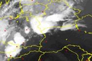 Спутниковые снимки Sat24 (ИКдиапазон)